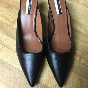 Topshop Joanne Mules Slides Shoes